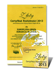 certyfikat-zloty-certyfikat-2013_xs2